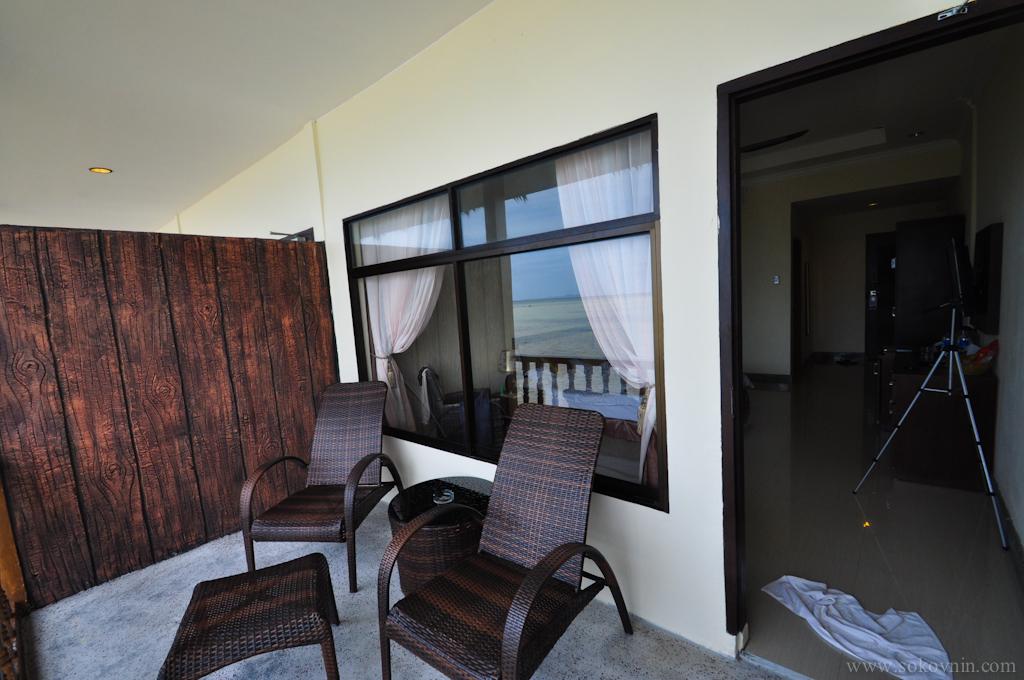Наш балкон