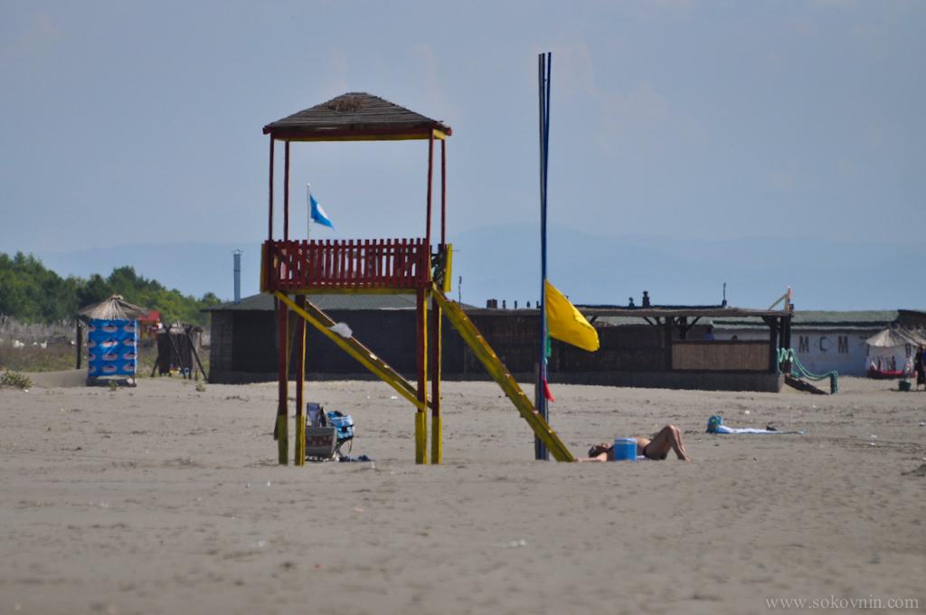 Велика плажа в Ульцине