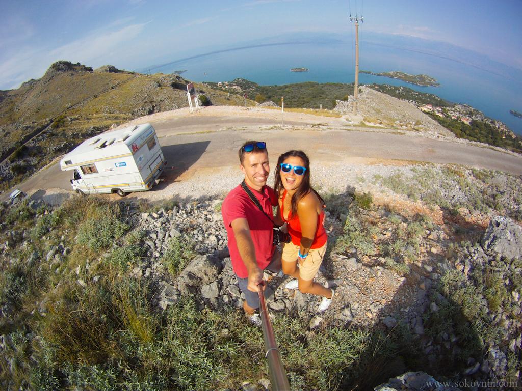 Черногория на GoPro