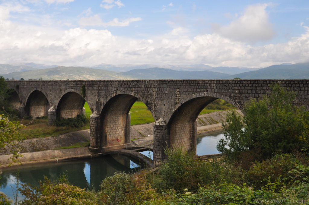 Царев мост в Черногории