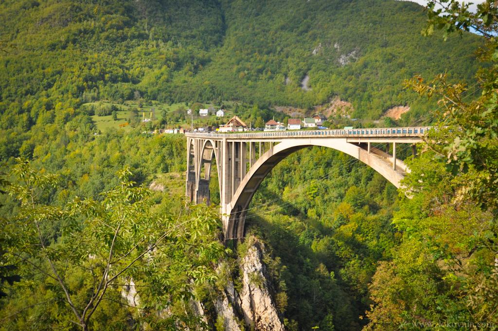 Мост Джурджевича, фото в хорошем разрешении