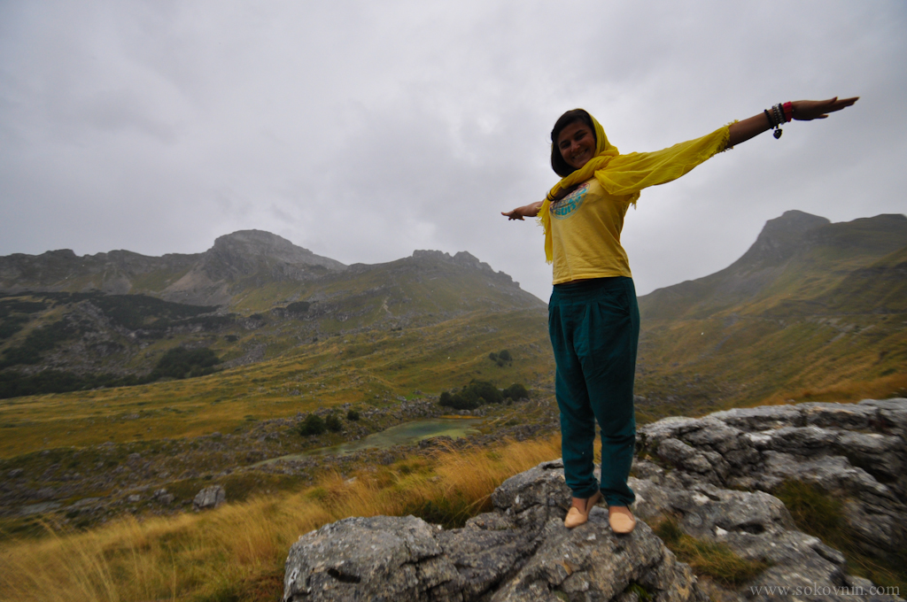 Фото в горах Черногории, Дурмитор