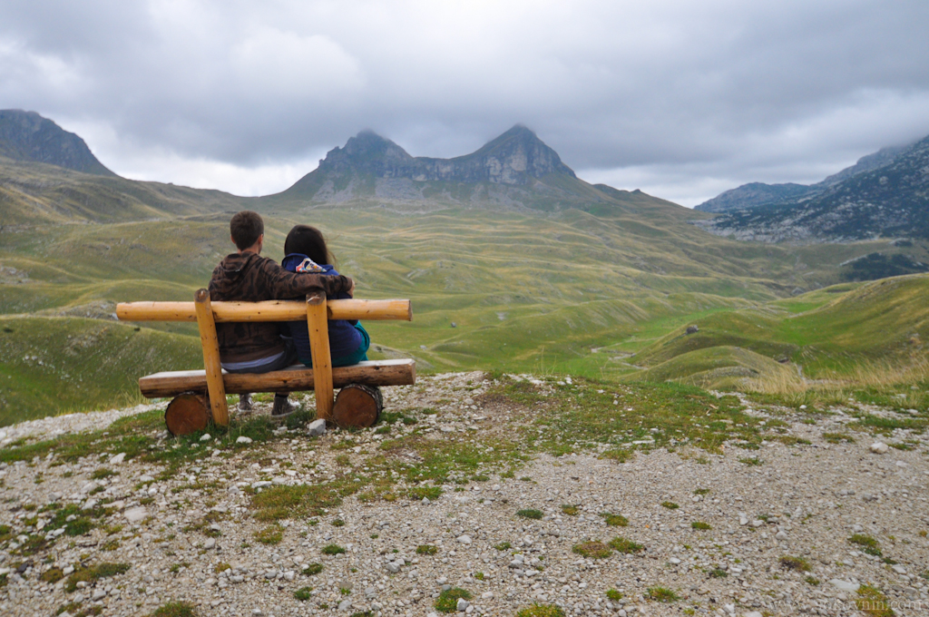Фото в Дурмиторском национальном парке в Черногории