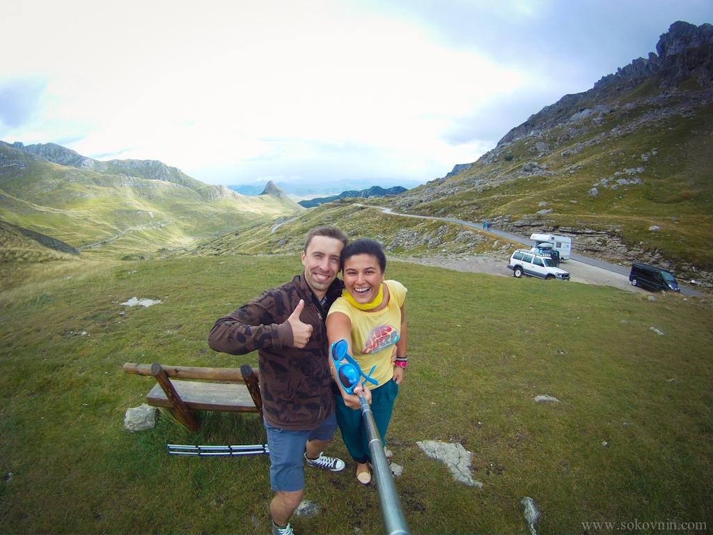 Фото в Черногории на GoPro