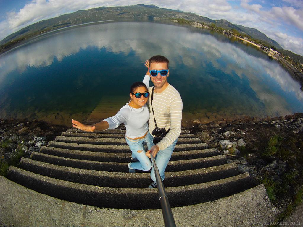 Селфи на GoPro