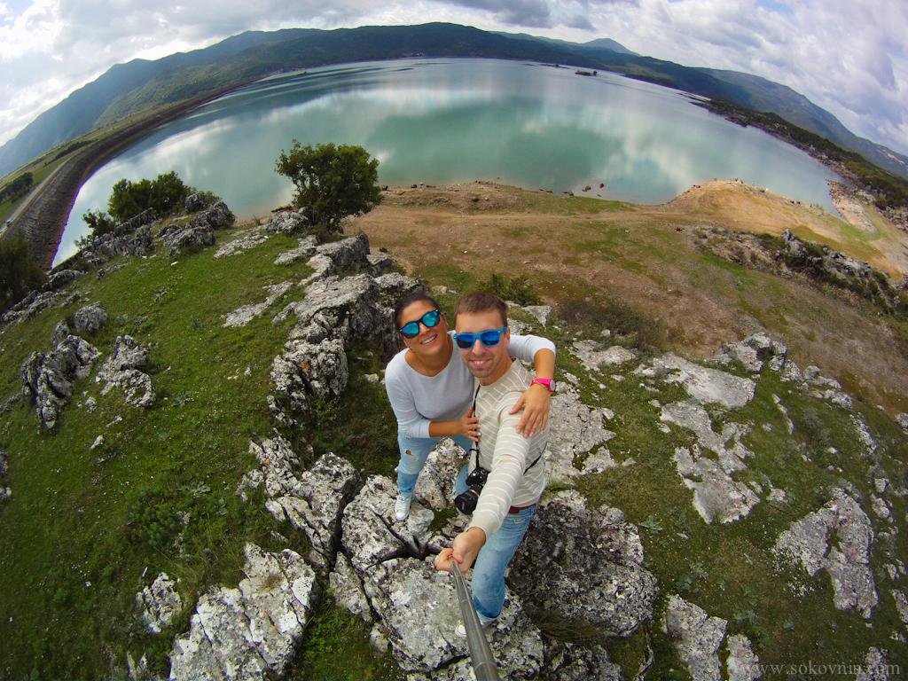 Фоткаемся на GoPro в Черногории