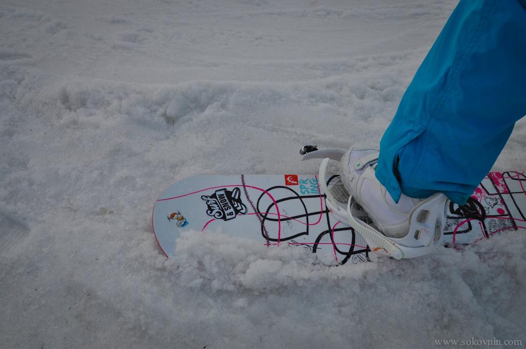 Сноуборд Surfandsnow