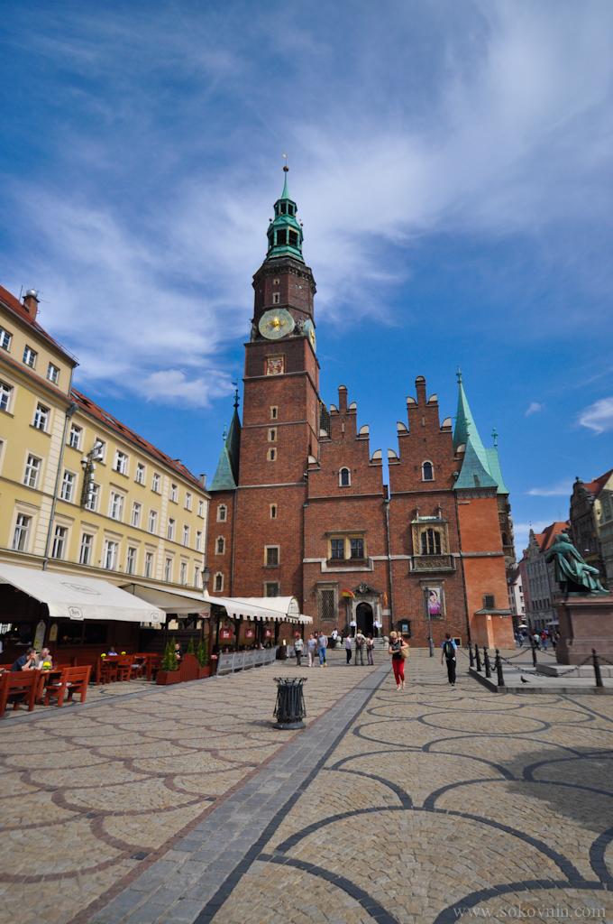 Костёл в Польше