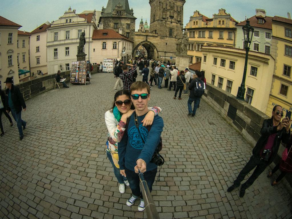 Соковнин в Праге