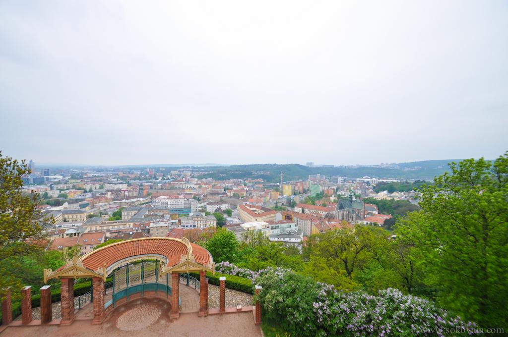 Крепость в Брно