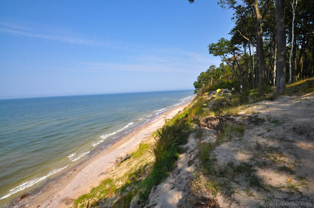 Берег на Балтийском море