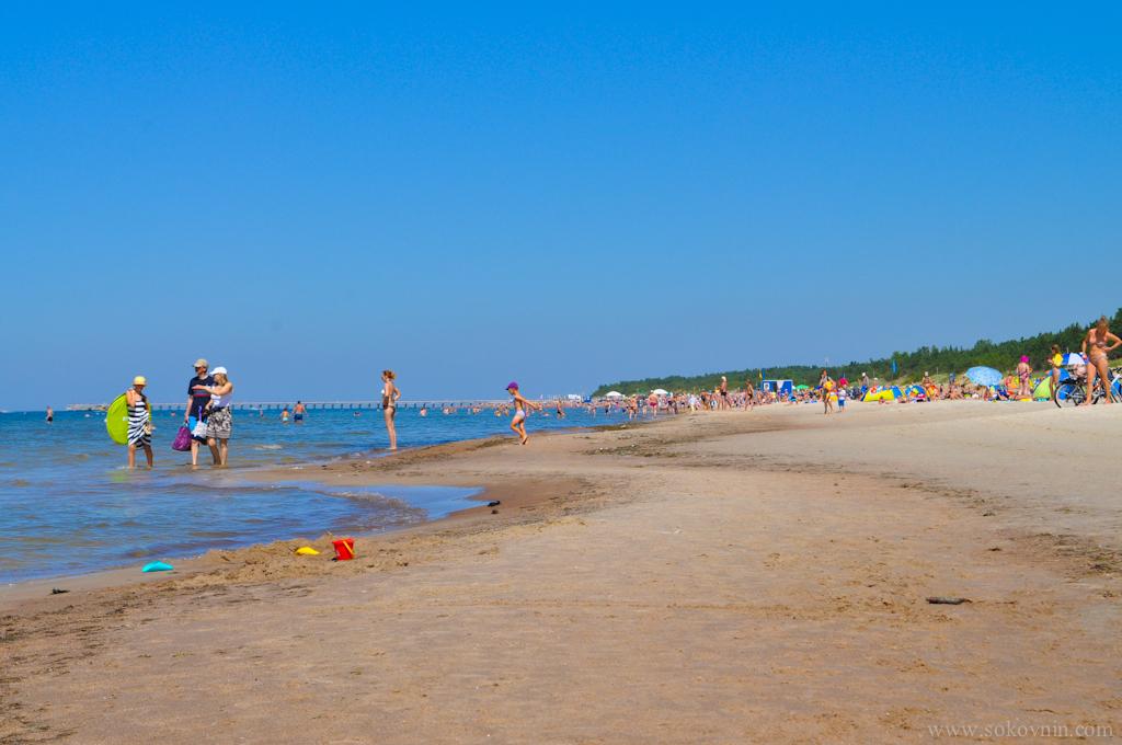 Балтийское море в Литве