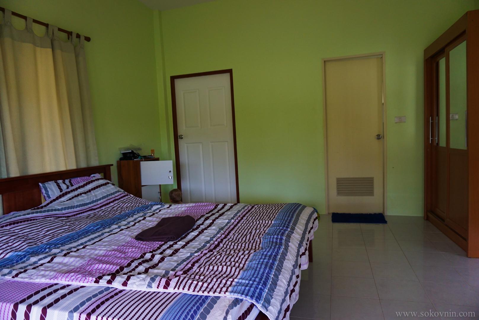 Однокомнатный дом на Пангане