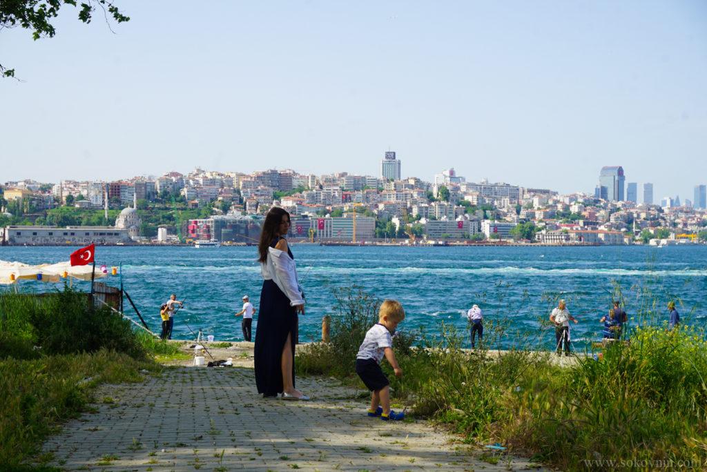 Гуляем по Стамбулу